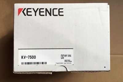 New In Box Keyence PLC KV-7500