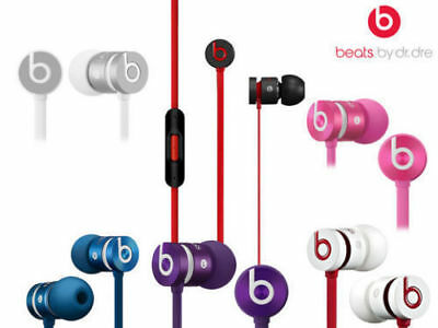 Genuine Beats by Dr Dre URBEATS second generation In Ear Headphones Earphones