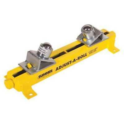 SUMNER 780361 Table Adjust-A-Roll,Ball Transfer Head