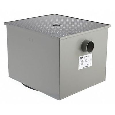 ZURN GT2700-35-3NH NH Grease Trap,Flow Control 3""