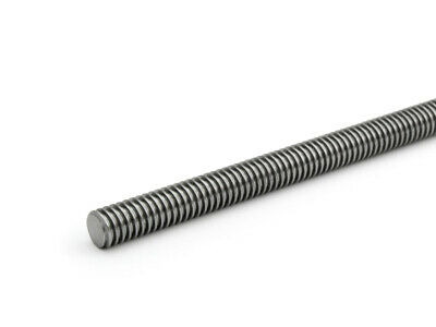 Trapezoidal Threaded Spindle RTS Tr 12X3 Right (10,00 Eur / M+ 0,25 Euro per