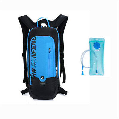 New Cycling Backpack Bicycle Water Bag Bike MTB Pouch Waterproof Sport Hiking