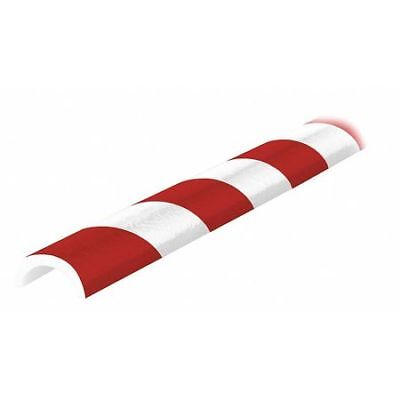 KNUFFI BY IRONGUARD SAFETY 60-6792-2 Corner Guard,Rounded,Red/White