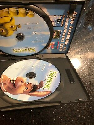 Shrek [Two-Disc Special Edition] DVD