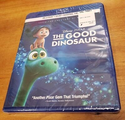 The Good Dinosaur (Blu-Ray, DVD & Digital HD) Disney Pixar kids movie film NEW
