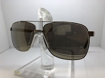 eec9db6acd Authentic VERSACE SUNGLASSES VE2174 1252 5A Pale Gold brown Mirror Lens