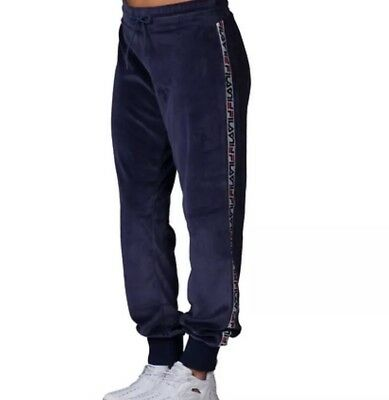 Fila Dolly Velour Jogger Pants Size M NWT