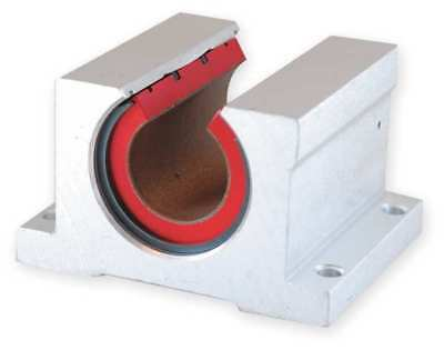 Pillow Block,0.625 In Bore,4.000 In L PBC Linear PWN10