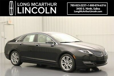 Lincoln MKZ/Zephyr HYBRID FWD 2.0 ECOBOOST CVT TRANSMISSION LUXURY SEDAN ATTRACTIVE SEDAN, LOADED WITH HIGH TECH GADGETS, COMFORT AND PERFORMANCE
