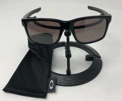 fd57e0416018d Oakley Mainlink OO9264-08 Polarized Polished Black W  Prizm Daily 100%  AUTHENTIC