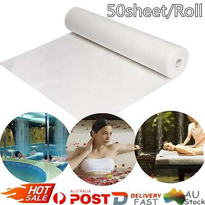50 Sheet Disposable Massage Beauty Medical Bed SPA Salon Table Cover 80*180cm