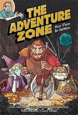 NEW The Adventure Zone By Carey Pietsch Paperback Free Shipping