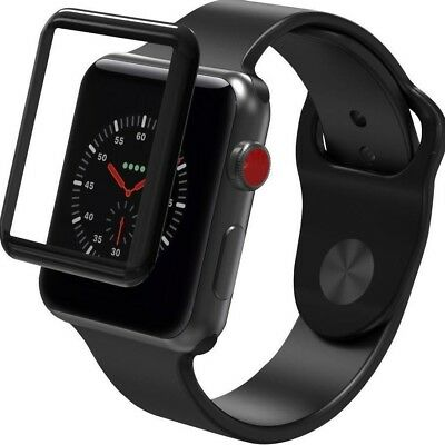 ZAGG Invisible Shield Glass Curve Elite Screen Protector For Apple Watch Series3
