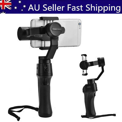 Freevision VILTA-m 3-Axis 360° Panning Phone Camera Handheld Gimbal Stabilizer