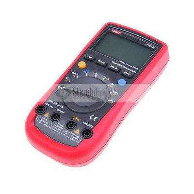 UNI-T UT61E AC/DC Modern Digital Auto Ranging Multimeters   Data Hold