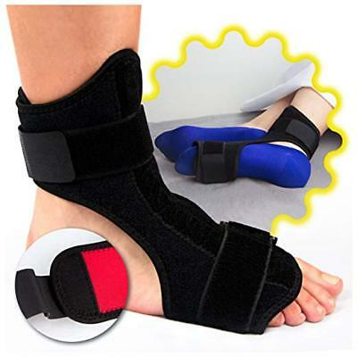 ATTICAN ® Plantar Fasciitis Dorsal Night & Day Splint - Fits Left or Right Foot