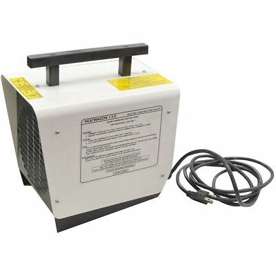 Electric Forced Air Heater,1.5kW,120V HEAT WAGON P1500