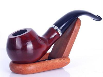 Durable Resin Imitation Redwood Smoking Tobacco pipe Cigarette Pipes Gift
