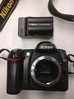 Nikon D50 6.1 MP Digital SLR Camera Body