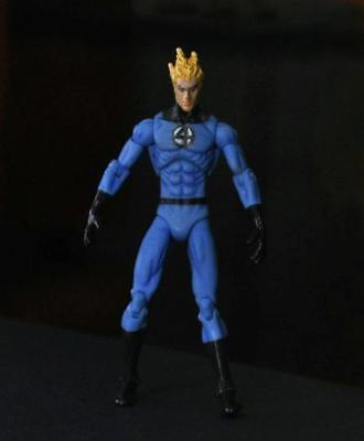 """Super Hero Fantastic Four HUMAN TORCH 3.75"""" Loose Figure Child Boy Toy ZX163"""