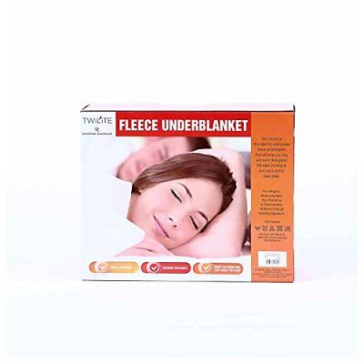 Fleece Under Layer Mattress Protector Waterproof Fitted Sheet Bed Cover All Size