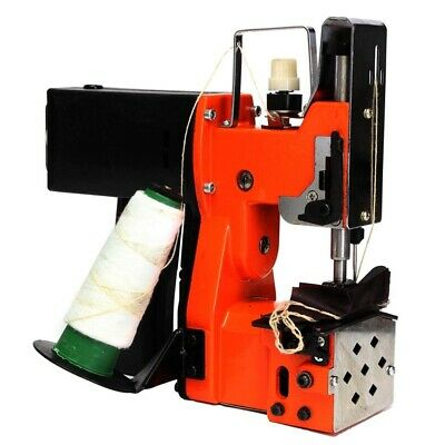 220V Industrial Portable Electric Stitching Closer Seal Sewing Sealing Machines