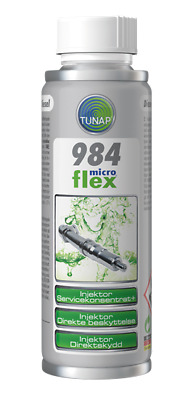Premium Tunap 984 Diesel Injector Direct Protection Diesel Flush Treatment