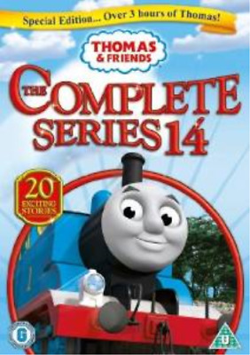 Thomas the Tank Engine and Friends: The Complete 14th Series (UK IMPORT) DVD NEW