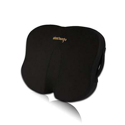Orthopedic Coccyx Seat Cushion Foam Tailbone Pillow for Sciatica Pain Relief