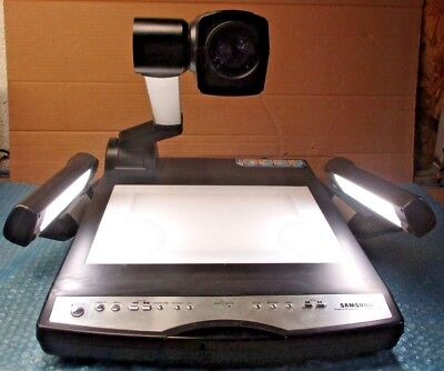 Samsung SDP-900DXR Digital Visual Presenter Document Camera Overhead Projector