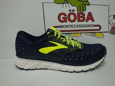 BROOKS GLYCERIN 16 UOMO PIANTA MEDIA navy/nightlife/grey Art. 110289 1D 426