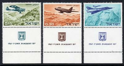 ISRAEL MNH 1967 SG358-60 Independence Day