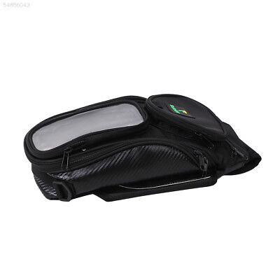 7110 Magnetic Motorcycle Motorbike Oil Fuel Tank Bag Saddle Pouch Storage Bag