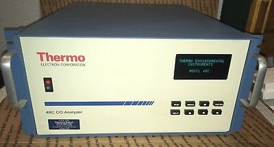 Thermo Environmental Electron Corporation 48c CO Analyzer Tester