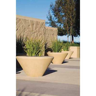 Planter,Round,72in.Lx72in.Wx21in.H WAUSAU TILE SL477W22