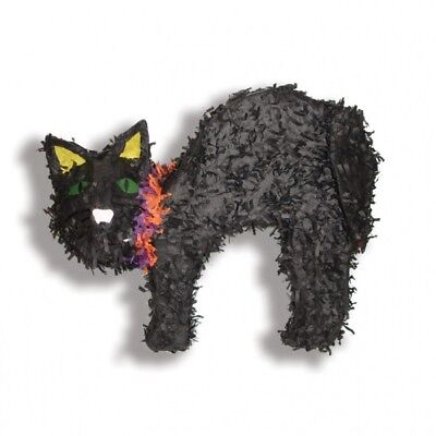 Black Cat Halloween Party Pinata | Game