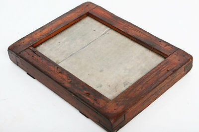 """HT Anthony 5 x 7"""" Contact Printing Frame, Solar Photo - Antique c.1895"""