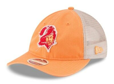 ... switzerland tampa bay buccaneers new era nfl historic 9twenty frayed  twill 2 mesh back hat f2ea7 a34c10876
