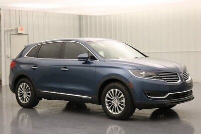 Lincoln MKX SELECT PLUS NAVIGATION SYNC3 BLIS 3.7 V6  MSRP $45465 LINCOLN SOFT TOUCH SEATS APPEARANCE PROTECTION PACKAGE WINDSHIELD PROTECTION