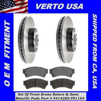 Disc Brake Pad Front Verto USA VS632