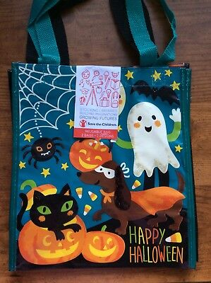 Dachshund Halloween Reusable Gift Bags NEW - Weiner dogs
