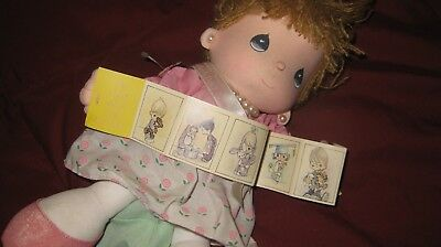 New Precious Moments 1989 Mother's Day Edition Doll  Applause Vintage LOOK!