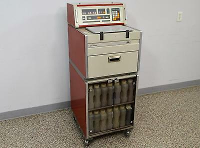 Tissue Processor Model 4619 VIP 3000 w/ Cart - Reagent Bottles - Refurbished