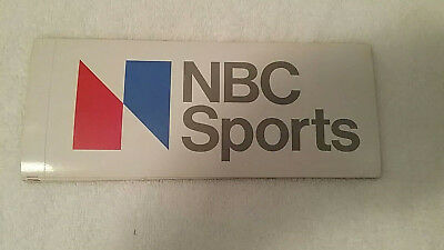 Vintage  Lot of 15 NBC SPORTS  Bumper Stickers Decals 1970s 1980s