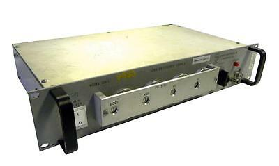 Monroe Electronics Reference Supply 2000 Volts 330 Ua Max Model 156-1