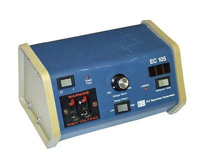 E-C Apparatus Corp. Ec-105 Electrophoresis Power Supply 120 Vac @ 1 Amp