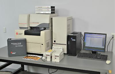 Beckman Coulter Proteomelab Pa 800 Protein Analyse mit Lif 488nm Laser Modul