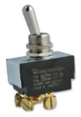 4X 73K1410 Carling Technologies 2Gk54-73 Switch, Toggle, Dpst, 15A, 250V