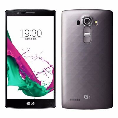 NEW LG G4 H810 - 32GB - Metallic Gray Factory Unlocked GSM AT&T
