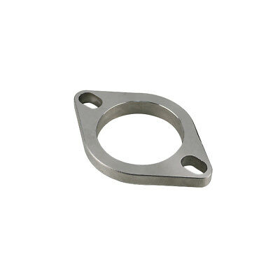 Universal Stainless Steel exhaust flange 3 inch for muffler and resonator